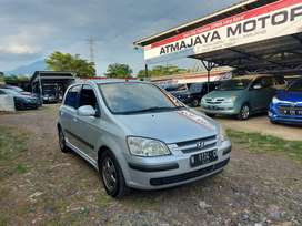 hyundai Getz AT 2004 bs tukar tambah dan kredit