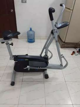 Exercise cycle machine pro supra model