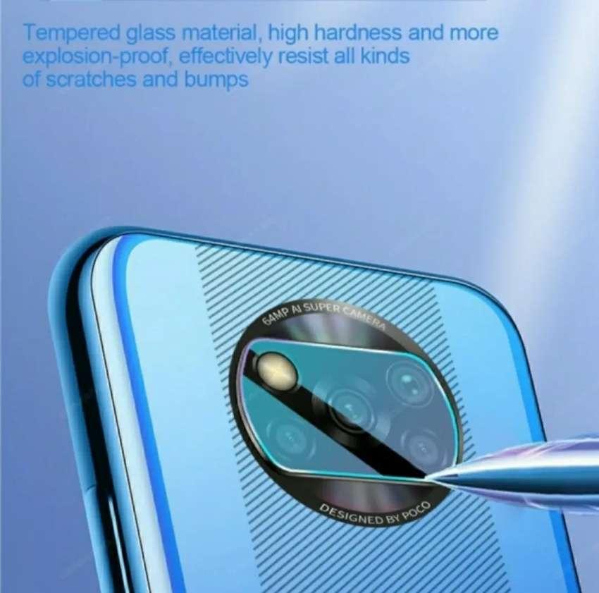 Tempered Glass Kamera POCO X3 NFC New