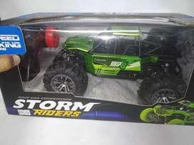 Mainan anak rc baru green edition baru cod gosend bisa