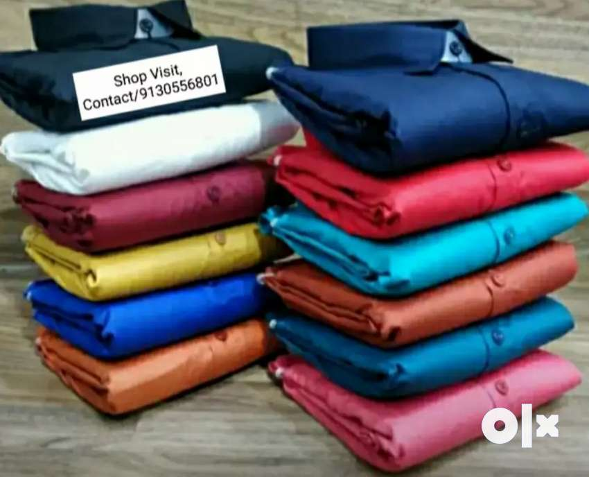 Relax Comfortable Cool A1 Quality Cotton Shirt 0