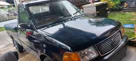 Toyota Kijang Pick Up 2005 Hitam Body Mulus Mesin Bagus