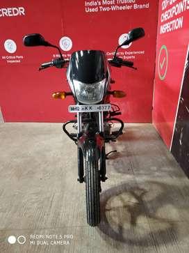 Good Condition Bajaj Platina 100 with Warranty |  8377 Pune