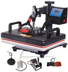 Heat Press Mug and  T-shirt Printing Machine with Epson Printer