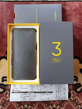Bekas Resmi 100% Murah Realme 3 Pro 6/64 GB Purple Super