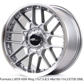 model FORMULA L1879 HSR R17X75/85 H8X100-114,3 ET30 GML