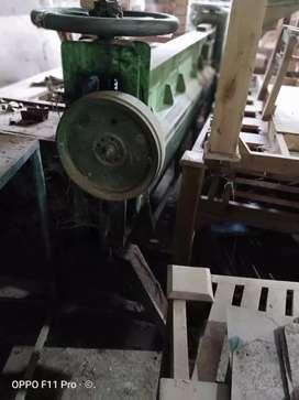 S.s sheet bend machine &ss sheet spot machine good working
