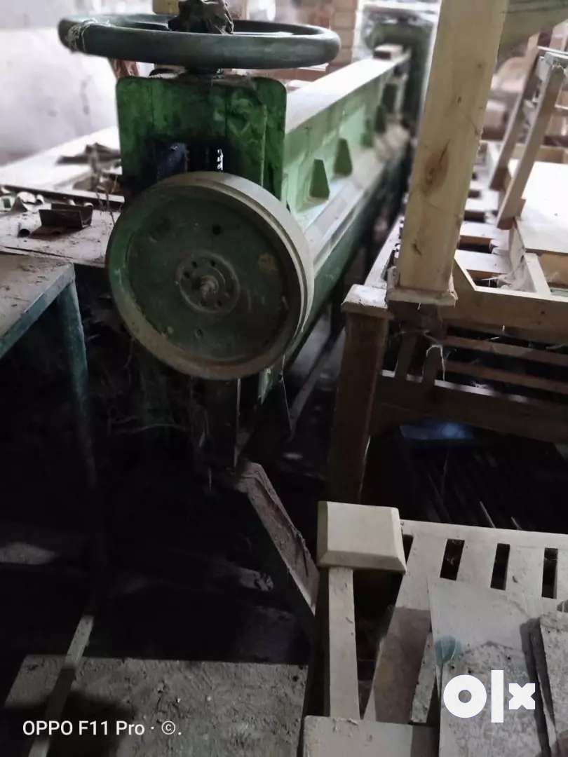 S.s sheet bend machine &ss sheet spot machine good working 0