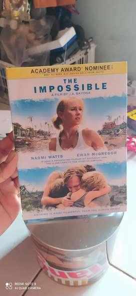 Dvd film original the imposible 2013