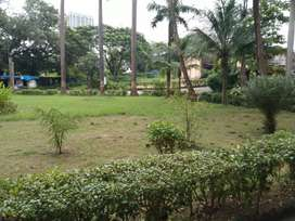 Open plot for rent in thane