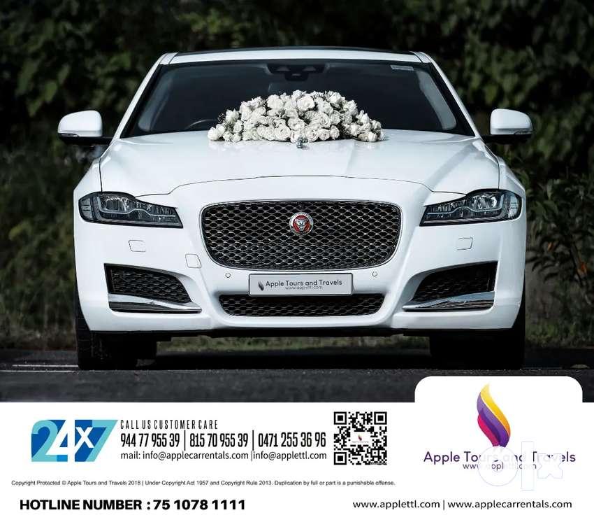 Jaguar Audi Bmw Benz for weddings