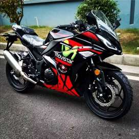 Ninja 250cc latest modal at force motorsports
