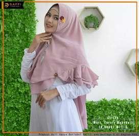 Hijab Daffi Kode Alicia