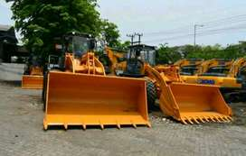Promo Wheel Loader Lonking 3 Kubik Wechai Engine Power 162Kw Murah