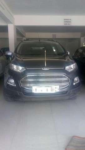 Ford Ecosport EcoSport Titanium 1.5 Ti VCT MT, 2014, Diesel