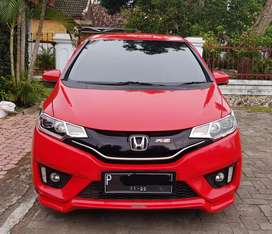 ALL NEW JAZZ 2014 RS MATIC