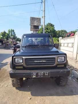 Mobil taft tahun 1992