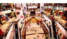 Urgent requirement hiring for shopping mall male and female candidate