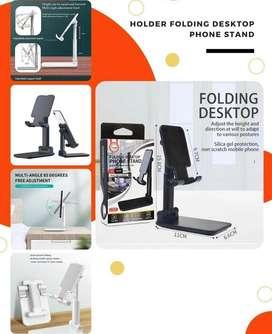 Holder folding dekstop