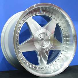 VS H1929 R17x8,5/9,5 Lubang10 SMFL - HSR Velg/Pelek Mobil Import