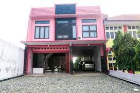 TURUN HARGA LAGI! Jual Ruko 2 Lt 432m2 include tanah - Kota Bengkulu