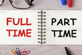 Offline handwriting work part time__