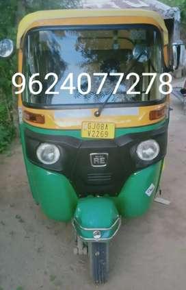 Bahan Auto Riksha 2020 modal