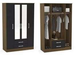 New 4 Door Wardrobe#25