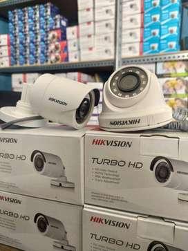 FREE PEMASANGAN! CCTV HIKVISION 2MP KOMPLIT!
