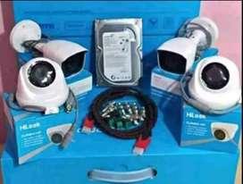 PAKET KOMPLIT CCTV AREA SERANG
