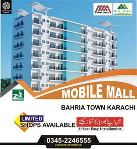 Shop # G-7 For Sale, Hill View Residency
