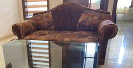 7 seater sofa set available without table only sofa