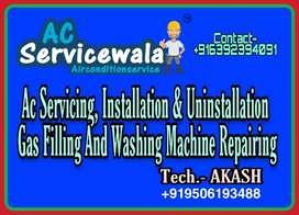 Ac Servicewala geysers repair washing machine repair