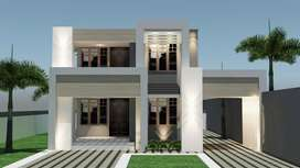 Luxurious corner bungalow For Sell