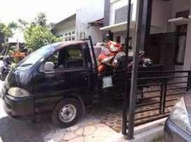 Jasa pindahan kirim barang mobil bak mobil pick up losbak mobil barang