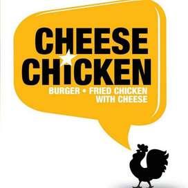 Lowongan Kerja Waiter/Waitress Cheese Chicken