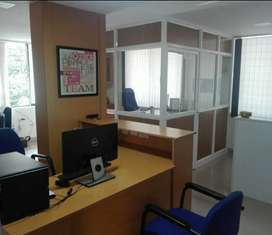 Earn monthly rent by investing in office space