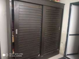 Wooden cupboard good condition