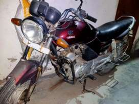 It's a libro bike well maintained with out any problems