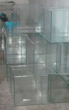 Jual aquarium kaca ukuran 40