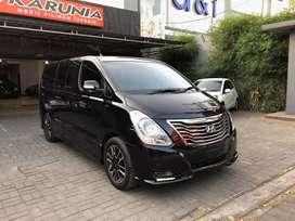 H-1 CRDi Limited diesel A/T'2015 N-tg1 Kondisi bagoss