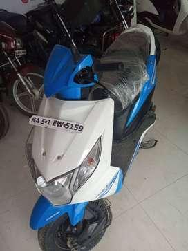 Good Condition Honda Dio Std with Warranty |  5159 Bangalore