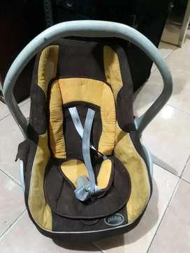 Car seat baby..