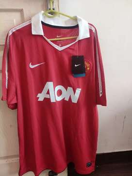 Nike Manchester United FC jersey XL size