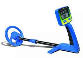 Metal detector for rent
