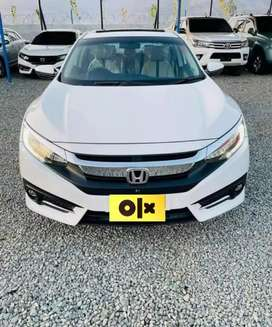 Honda Civic Vti Oriel 2018 On Instalment