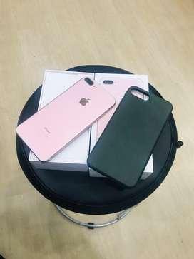 iphone 7+ 128gb rose gold zp/a mulus