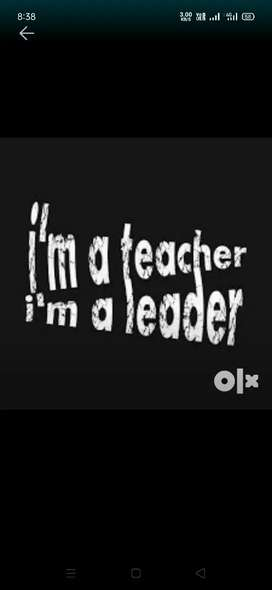 Well qualified and Experienced Teacher