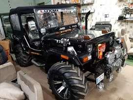 Lakshmi Jeep modify