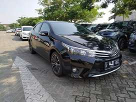 DP Murah, All New Altis 1.8 V Automatic thn 2015
